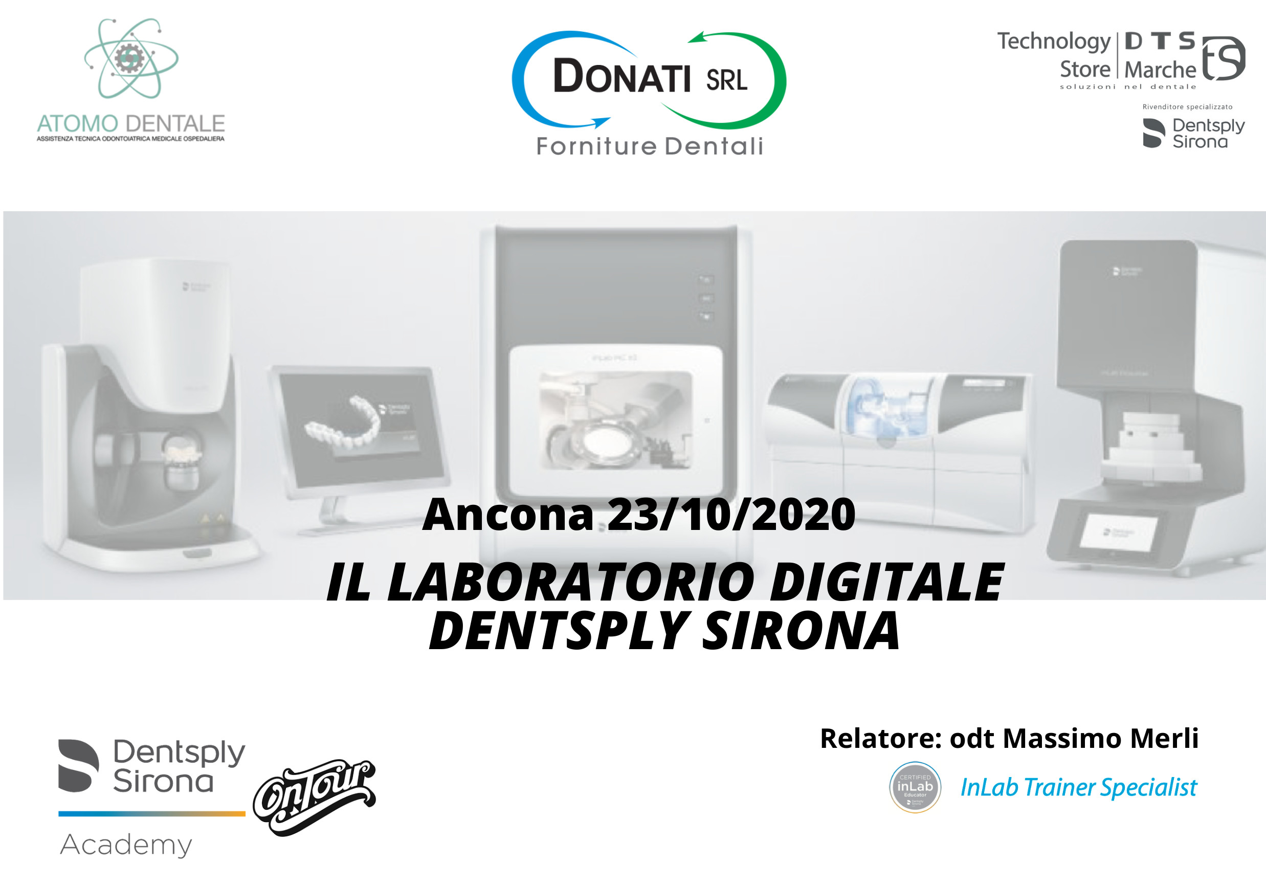 Il laboratorio digitale - Dentsply Sirona