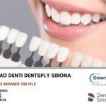 promo denti dentsply sirona