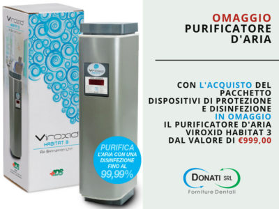 OFFERTA VIROSHOES DISPENSER AUTOMATICO DI COPRISCARPE IDS
